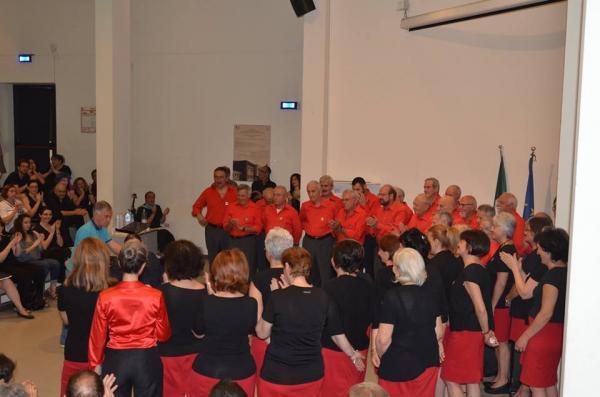Concerto finale progetto Chorus