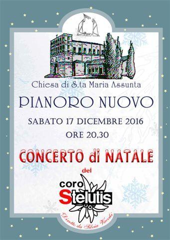Concerto di Natale alla Chiesa di Santa Maria Assunta Pianoro