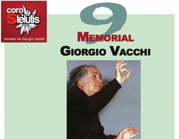 IX° MEMORIAL Giorgio Vacchi Con Coro Scaricalasino e i Viulan