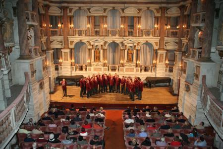 Concerto d'Autunno a Mantova.