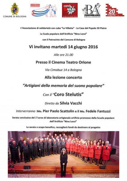 Concerto al Teatro Orione
