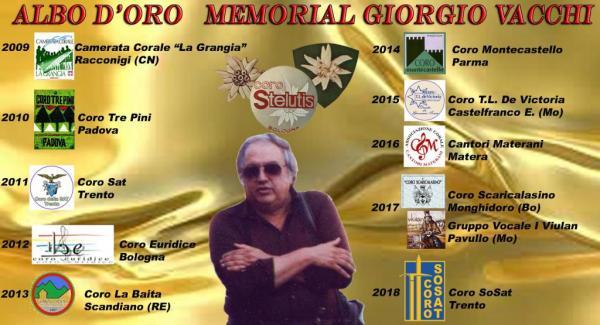 Memorial Giorgio Vacchi
