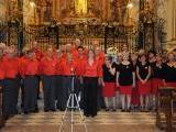 Coro Schierato in Basilica