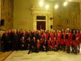 ROMA Montecitorio - in Transatlantico