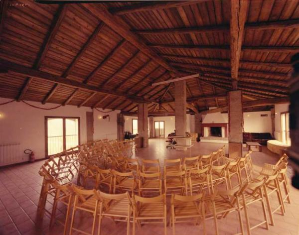 Sala musica della Tîż